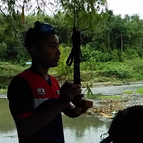 Tembak-tembak di Batang Aia
